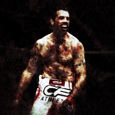 Fighting in the Shade – Matt 'the Immortal'Brown