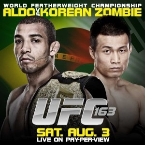 UFC 163: Aldo vs. Jung Preview