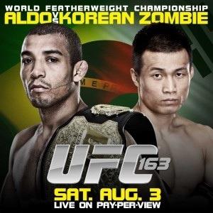 UFC 163: Aldo vs. JungPreview