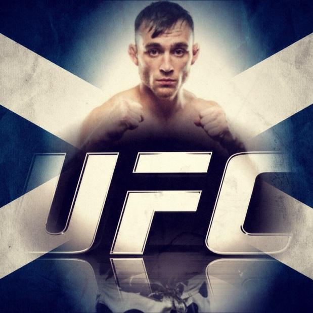 Robert Whiteford – Scotland's First UFCFighter