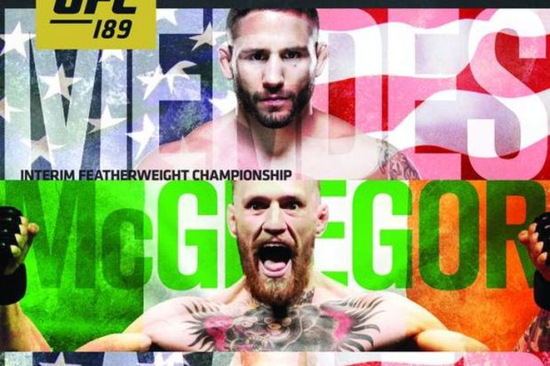 UFC 189 Main Event Preview: Conor McGregor vs. ChadMendes